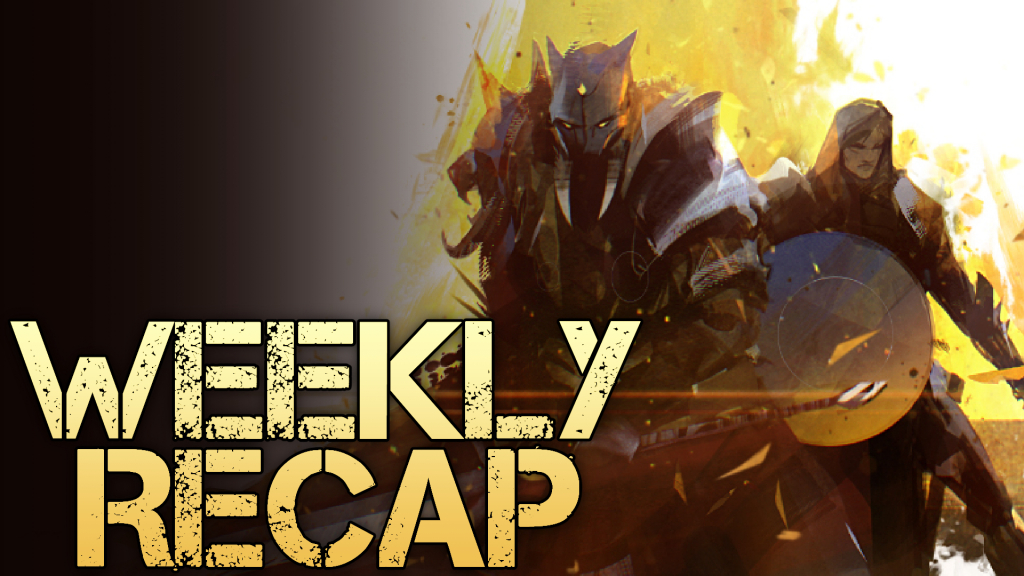 Weekly Recap 319 Thumbnail