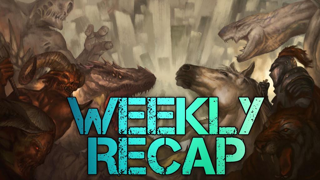 Weekly Recap 320 Thumbnail