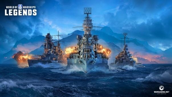 World of Warships Legends News - image