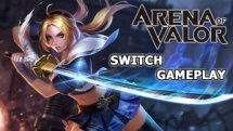Colt plays a full match of Arena of Valor's Nintendo Switch Closed Beta!