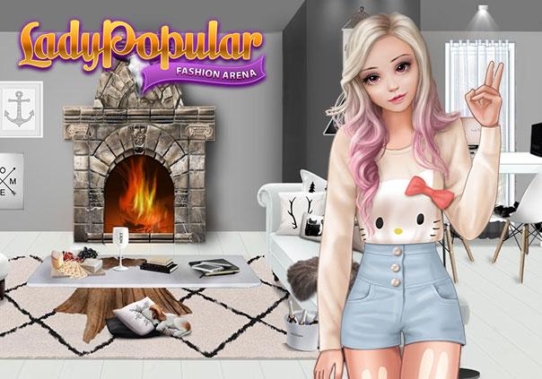 Lady Popular Profile Image