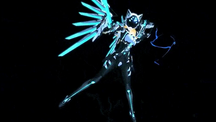 Closers Cybernetic Costume