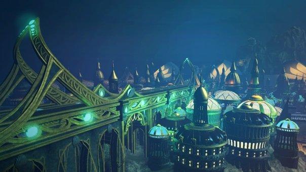 DCUO - Atlantis -image