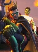 DCUO - Teen Titans Judas Contract - thumbnail