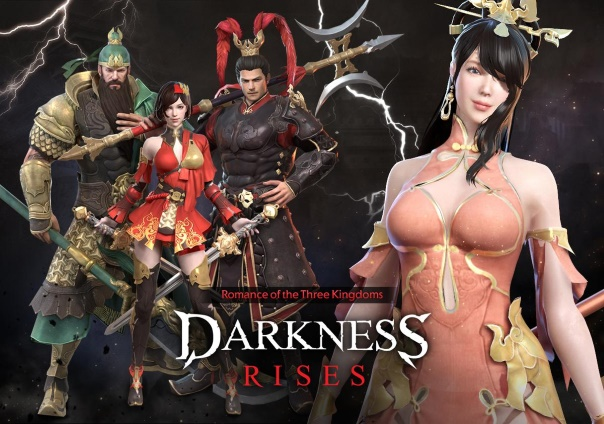 Darkness Rises Three Kingdoms Costumes