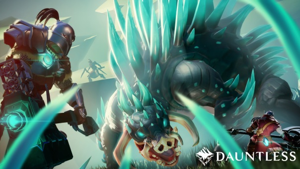 Dauntless The Coming Storm Update -image