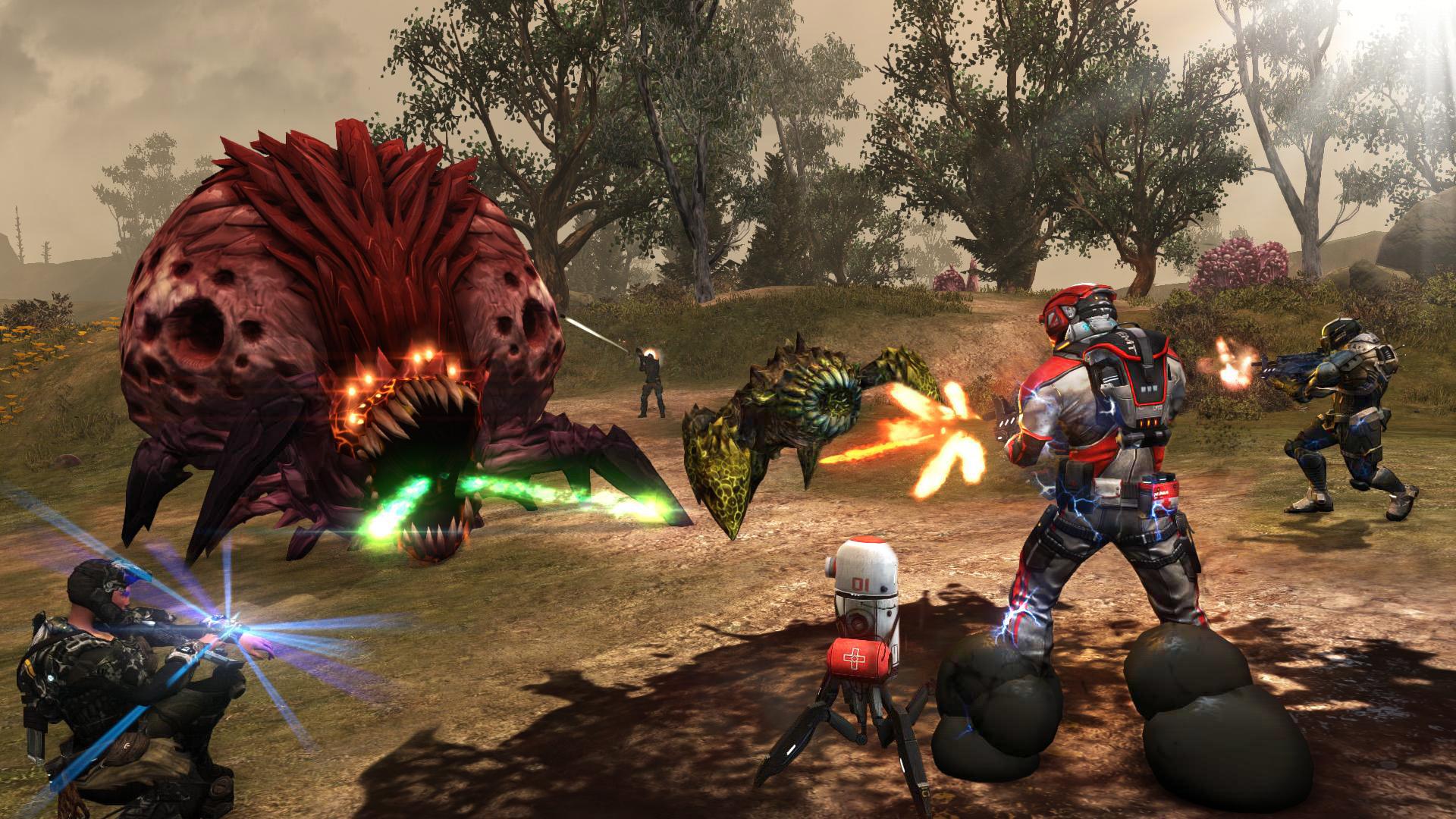 Defiance 2050 E3 Screenshot
