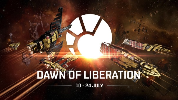 EVE ONline - Dawn of Liberation -image