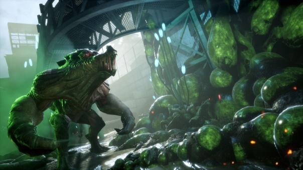 Earthfall Launch Announcement Header