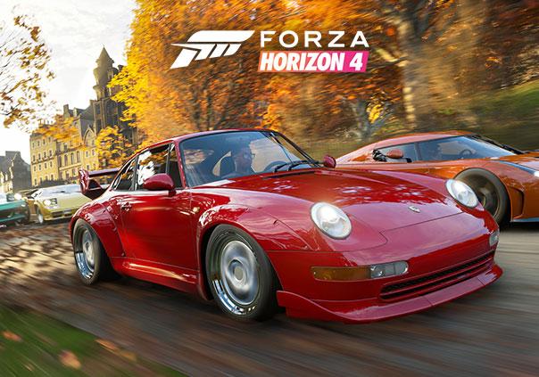 Forza Horizon 4 Game Profile Image