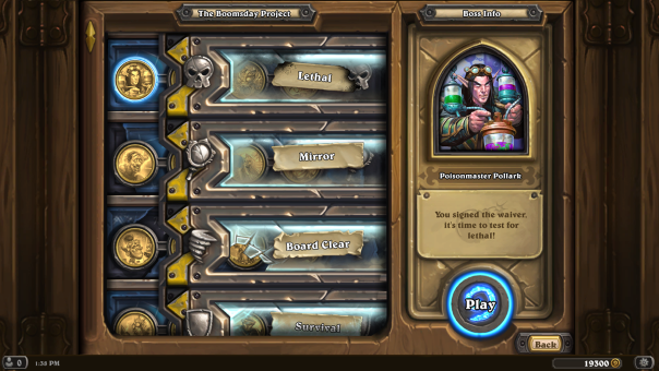 Hearthstone Boomsday Expansion -image