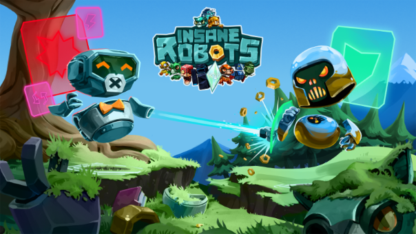 Insane Robots on Discord -image