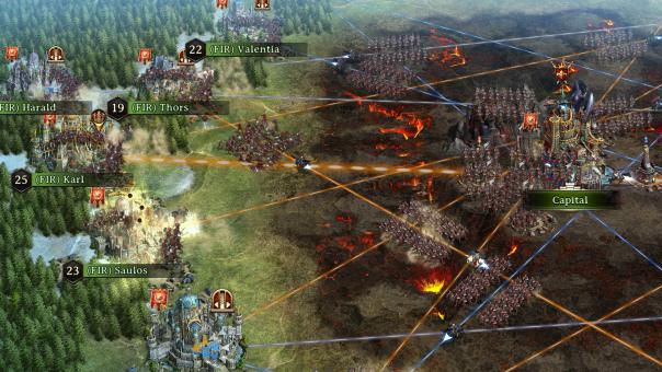 Iron Throne - Alliance Deathmatch -image