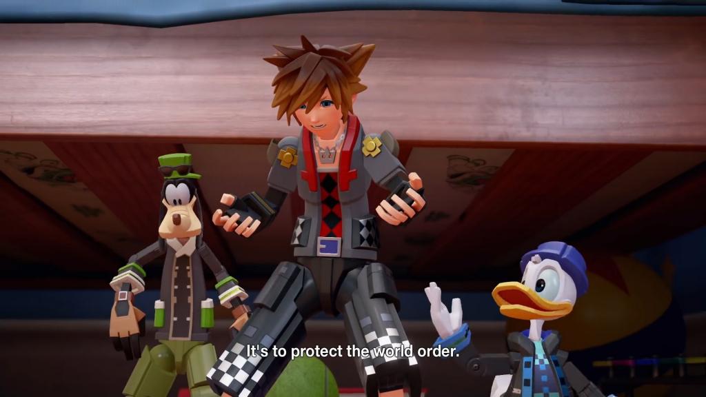 Kingdom Hearts III Video Thumbnail