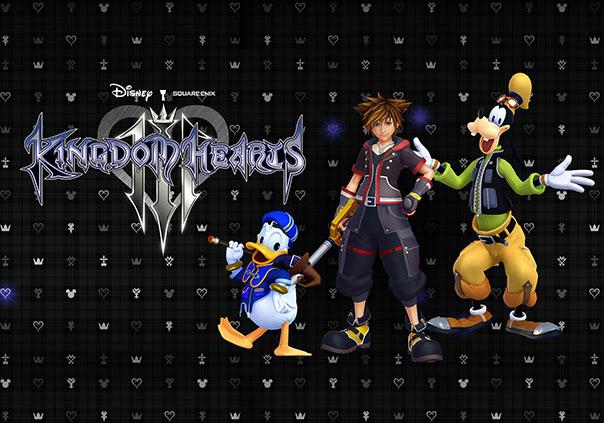 Kingdom Hearts III Game Profile Image