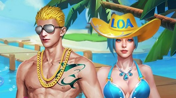 LOAII - Beach Party News -image