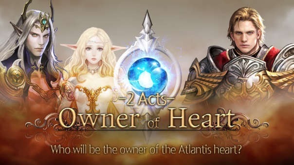 Legacy of Atlantis - Owner of Heart -image