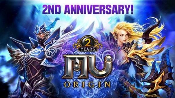 MU Origin 2nd Anniversary -image