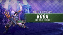 -Paladins - Ability Breakdown - Koga, The Lost Hand -thumbnail