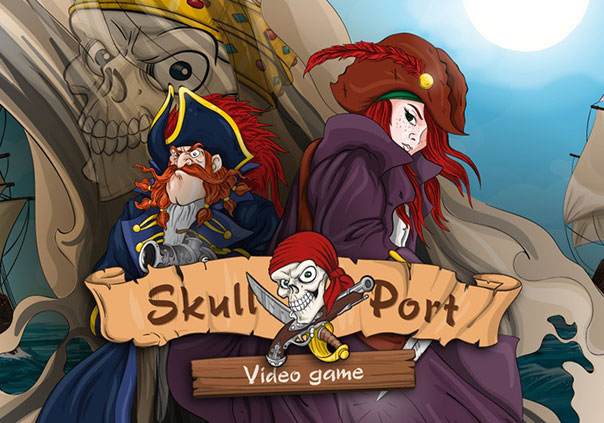 Skull Port Game Profile Image