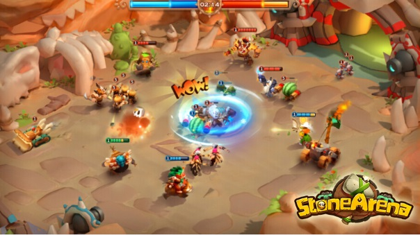 Stone Arena News -image