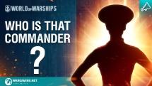 World of Warships - New commander-thumbnail