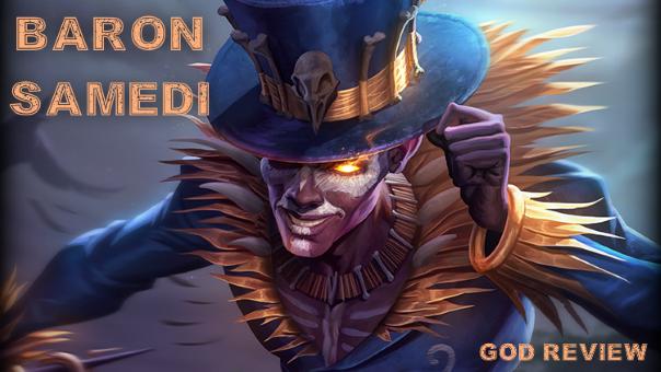 Baron Samedi God Review Header