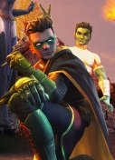 DCUO - Teen Titans Judas Contract - thumbnail