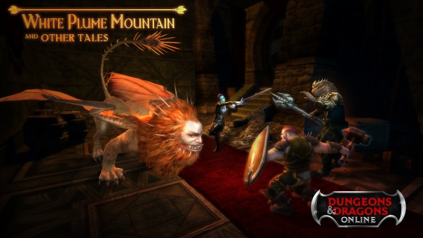 DDO - White Plume Mountain -image