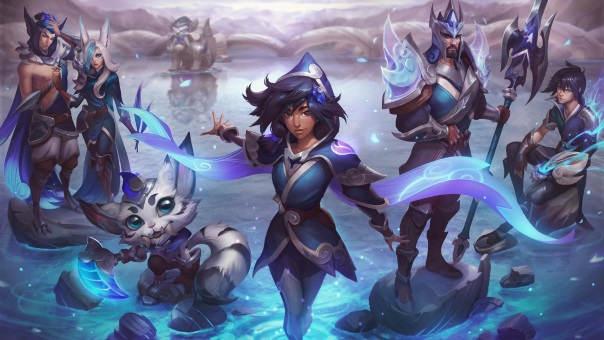 League of Legends 8.14 Update -image