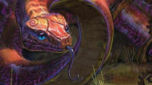 MTG Arena - Golgari Snakes -image