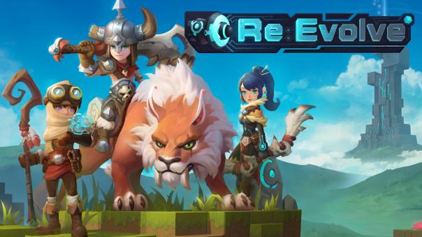 ReEvolve E3 Impressions Header
