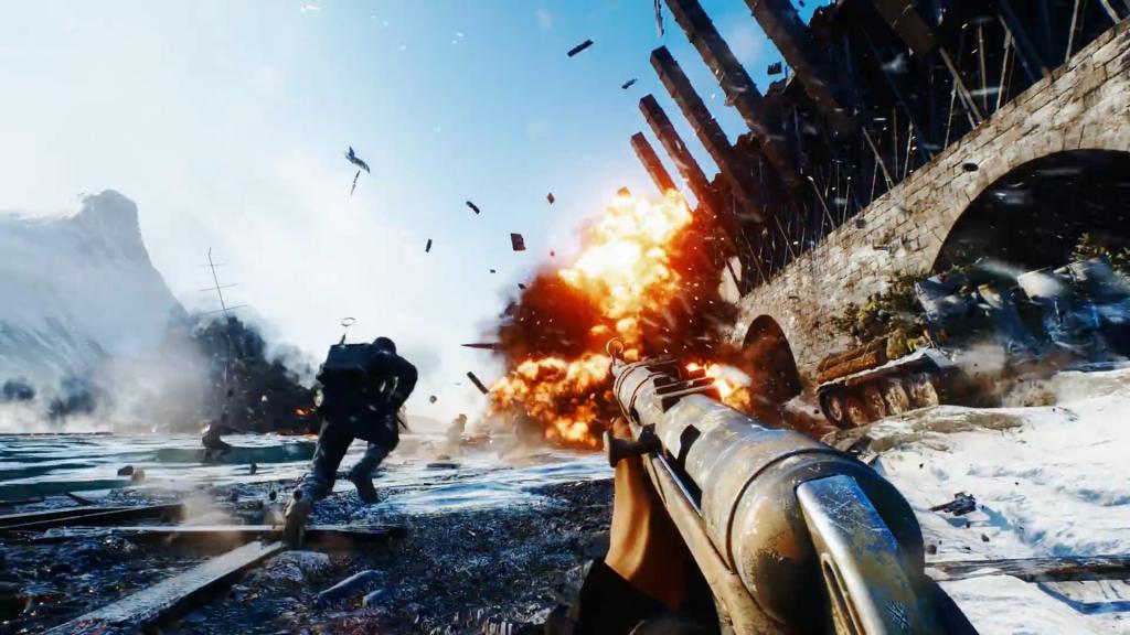 Battlefield V Video Thumbnail