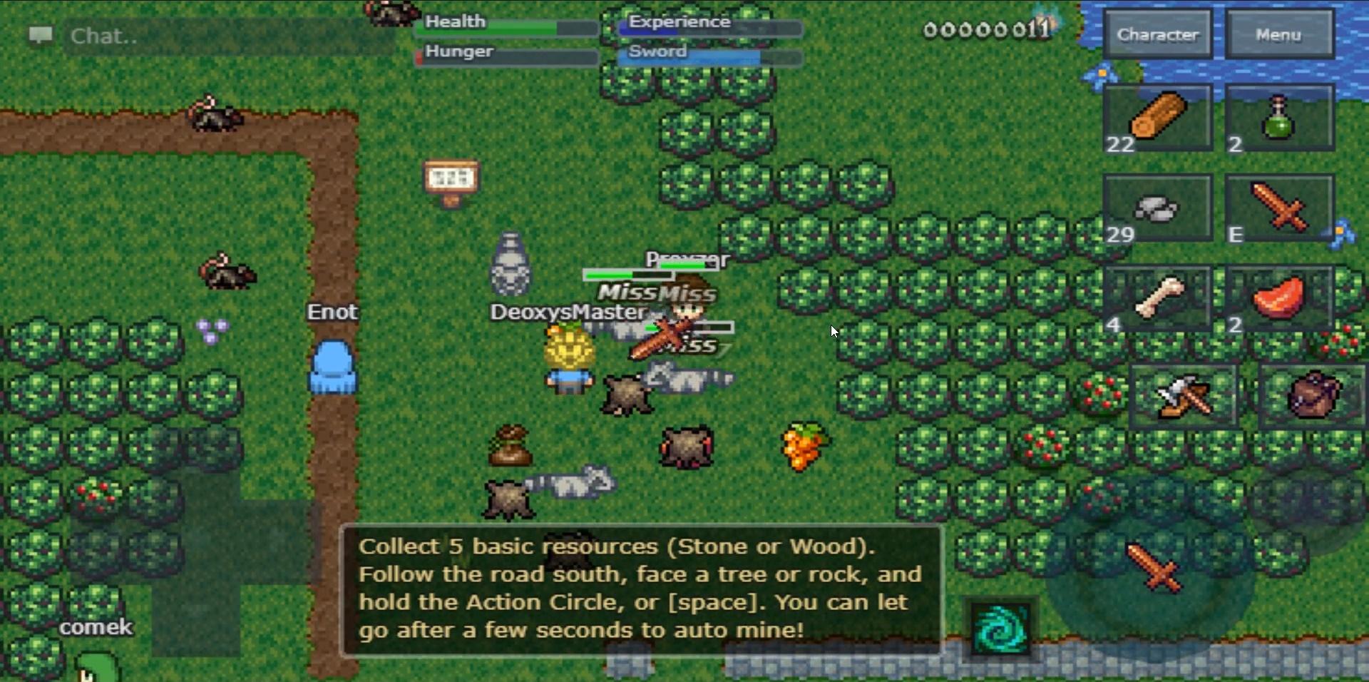 Mystera Legacy Screenshot