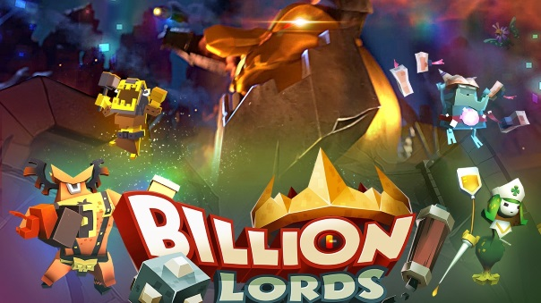 Billion Lords - image