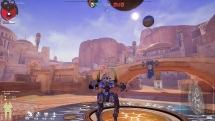 -Blazing Core. Mech battle - thumbnail