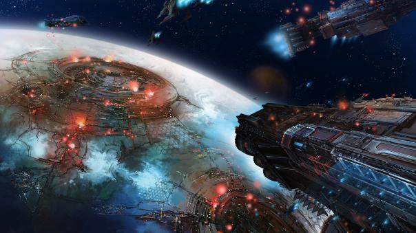 Champions of Titan Open Beta -image