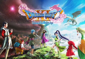 Dragon Quest XI: Echoes of an Elusive Age Game Profile Image