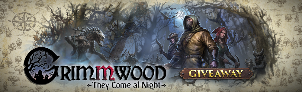 Grimmwood Giveaway Banner Wide