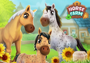 Horse Farm Game Profile Image