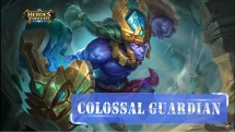 Heroes Evolved_ COLOSSAL GUARDIAN, ROCKMAN - thumbnail