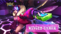 Heroes Evolved_ Winged Gamer, Clarice - thumbnail