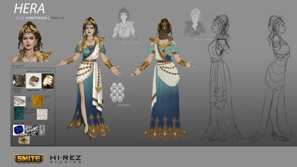 Hirez Roundup - I Dream of Hera -image