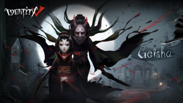 Identity V - Michiko the Geisha -image