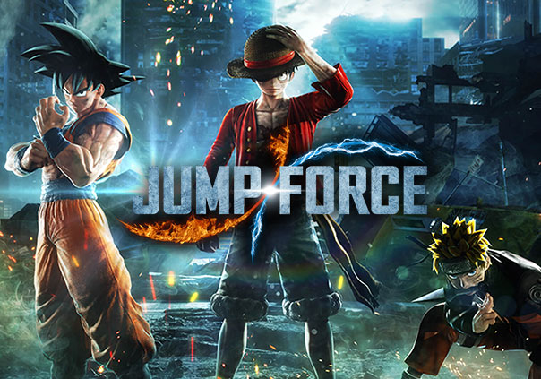 Jump Force Game Profile Image