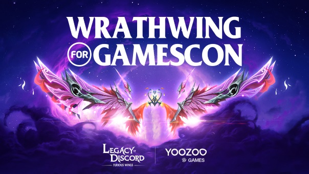 Legacy of Discord - Gamescom News -image