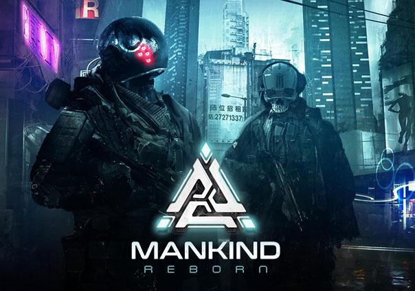 Mankind Reborn Game Profile Image