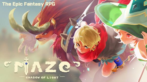 Maze - Shadow of Light Pre-Registration -image