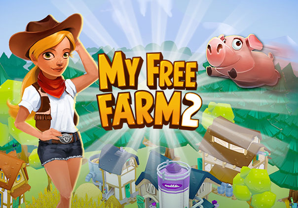 My Free Farm 2 Game Profile Image