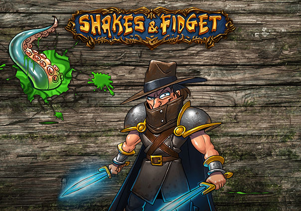 Shakes and Fidget Game Profile Image